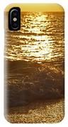 Evening Sun Hive Beach Four IPhone Case