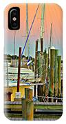 Evening View IPhone Case