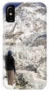 Everest Base Camp IPhone Case