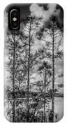 Everglades 0336bw IPhone Case