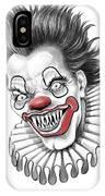 Evil Clown  IPhone Case
