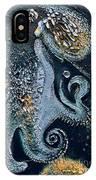 Evolving Sirenian IPhone Case