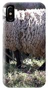 Ewe's So Fluffy IPhone Case