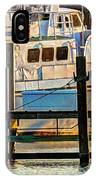Excursion Boat IPhone Case