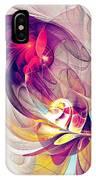 Exhilarated IPhone Case