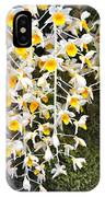 Exotic Aerides IPhone Case