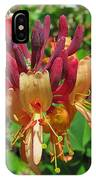 Exotic Flower IPhone X Case