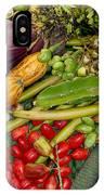 Exotic Fruits IPhone Case