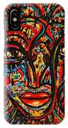 Exotic Priestess IPhone Case