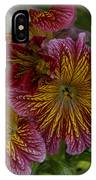 Exotic Spring Flowers IPhone Case