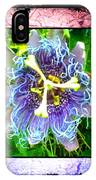 Exotic Strange Flower IPhone Case