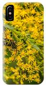 Exploring Goldenrod 4 IPhone Case