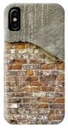 Exposed Brick IPhone Case
