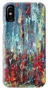Expressionist Cat Oil Painting.1 IPhone Case