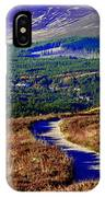 Extasy In Cairngorms National Park Scotland IPhone X Case