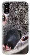 Eye Am Watching You - Koala IPhone Case