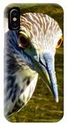 Eye Glints IPhone Case
