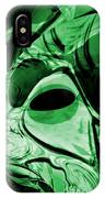 Eye Of The Crystal Dragon IPhone Case