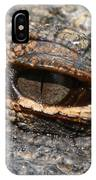 Eye Of The Gator IPhone Case