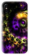 Eye Of The Swirling Dream IPhone Case