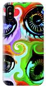 Eyecandy IPhone Case