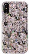 Eyedea  IPhone Case