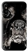 Eyes In The Dark IPhone Case