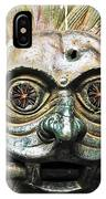 Eyes Of The Beast IPhone Case