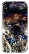 Eyes Of The Imagination IPhone Case