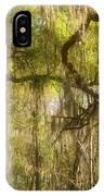 Fabulous Spanish Moss IPhone Case