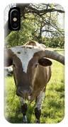 Fabulous Texas Longhorn IPhone Case