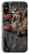 Face Doon In The Dirt IPhone Case