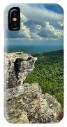 Face In The Cliff IPhone Case
