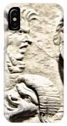 Faces Of Pompeii IPhone Case