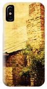 Faded Building IPhone Case