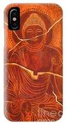 Faded Peace_sold IPhone Case