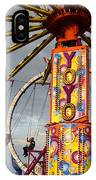 Fairground Fun 4 IPhone Case