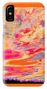 Fairgrounds Sky IPhone Case