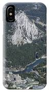 Fairmont Banff Springs Hotel And Golf Course IPhone Case
