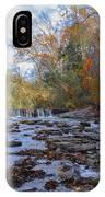 Fairmount Park - Wissahickon Creek In Autumn IPhone Case