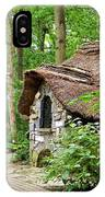 Fairy Cottage IPhone Case