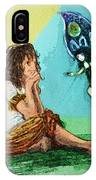 Fairy Mother IPhone Case