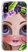 Fairy Of The Insects IPhone Case