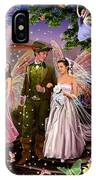 Fairy Wedding IPhone Case