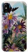 Fairyland Asters IPhone Case