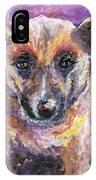 Faithful Friend IPhone Case