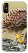 Falcon's Breakfast  IPhone Case