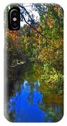 Fall At Kelly Park IPhone Case
