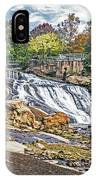 Fall At Reedy River IPhone Case