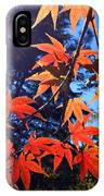 Fall Color 1 IPhone Case